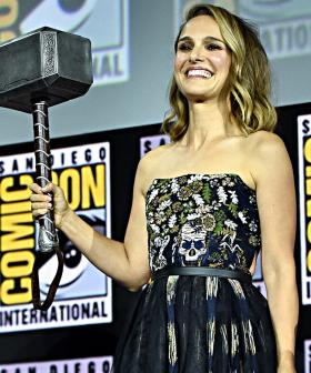 'Thor: Love and Thunder' Film Confirmed With Natalie Portman To Play A Female Thor