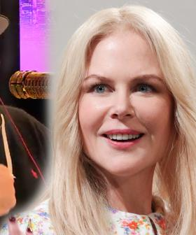 Nicole Kidman Tells A Cheeky Kyle Off For Comments About Her Sex Life