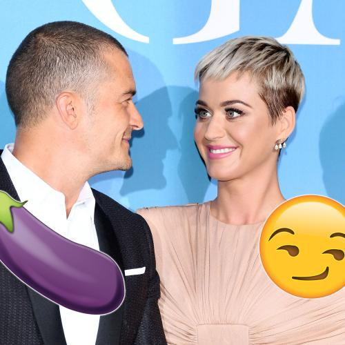 Katy Perry Basically Confirmed Orlando Bloom Is…Well Endowed