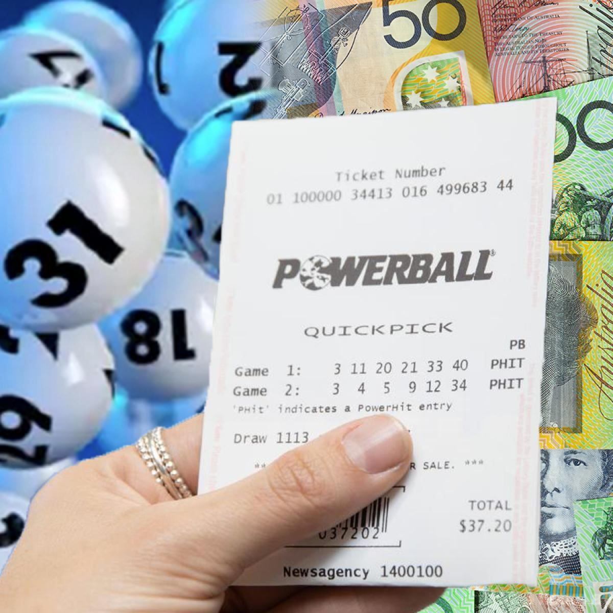 Someone In NSW Just Won $36 6 Million In The Powerball