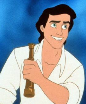 Disney May Have Just Found It's Prince Eric