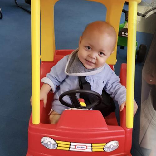 Meet Tristan, The Little Boy Who Was Rushed Back To Aus
