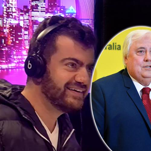 Sam Dastyari Claims Clive Palmer Held Him Hostage