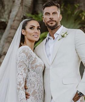 Sam And Snezana Wood Have Welcomed Their Baby Girl