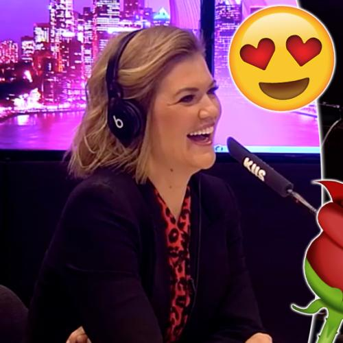 Sarah Harris Grills Jackie On Her Love Life
