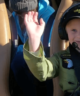 The Inspirational Story Of A Boy Who Dreamed Of Flying