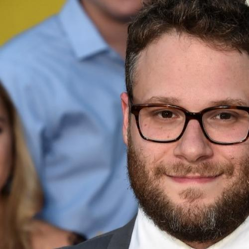 New Photos Of Seth Rogen Leave The Internet Thirsty