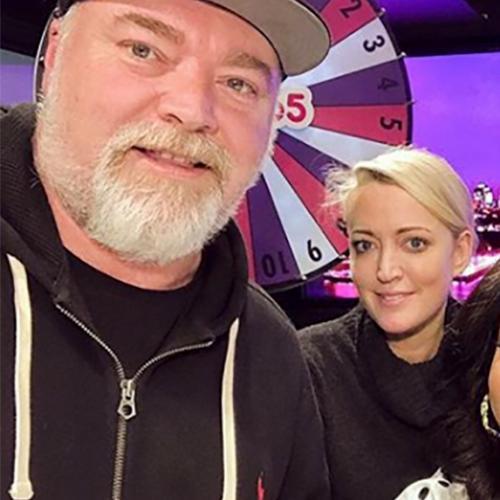 Kevin Hart And Tiffany Haddish Hang Out In Studio