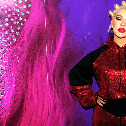 Christina Aguilera Celebrates Genie In A Bottle 20 Years On
