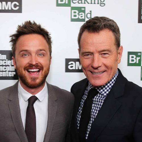 Umm, So The 'Breaking Bad' Movie Has Already Wrapped Filming