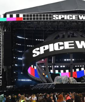 Ginger Spice Says 'Stop Right Now' to Spice World Tour Down Under