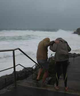 Massive Waves And Strong Winds Set To Hit NSW Coast