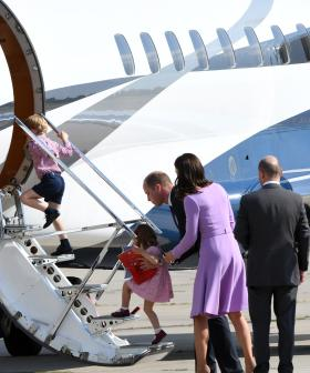Prince Williams And Kate Middleton Fly Economy Amid Private Jet Saga
