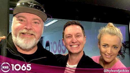 Former Rivals Unite: Rove McManus On The Kyle & Jackie O Show