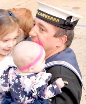 The Magic Moment Ben Met His Daughter Skyla