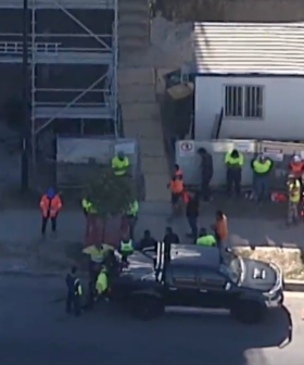 Man Dead After Falling From Five Storey Building Site In Sydney's West