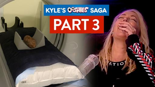 PART 3: We Now Know If Kyle's Dinosaur Egg Is Real Or Fake