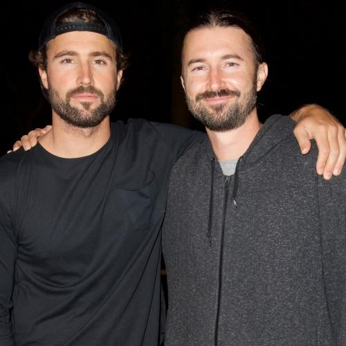 Brody Jenner Turned To Brother Brandon For Advice On Miley And Kaitlynn Drama