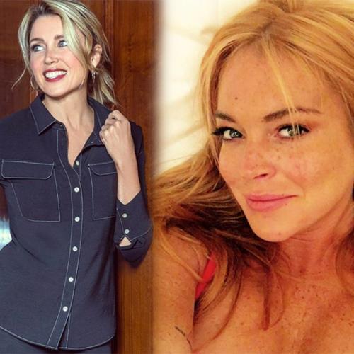 Dannii Minogue Addresses Lindsay Lohan Feud Rumours