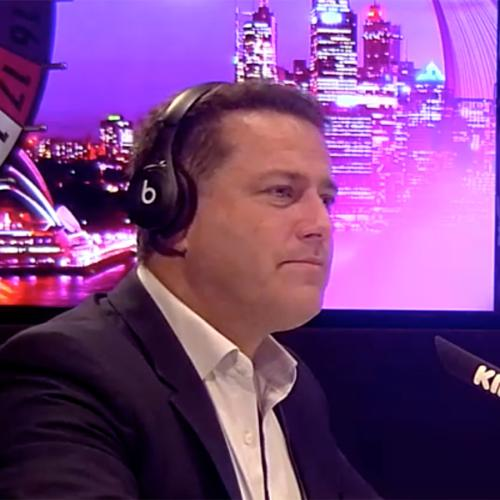 Karl Stefanovic Had To Learn How To Brush Off The Bad Press Surrounding His Relationship