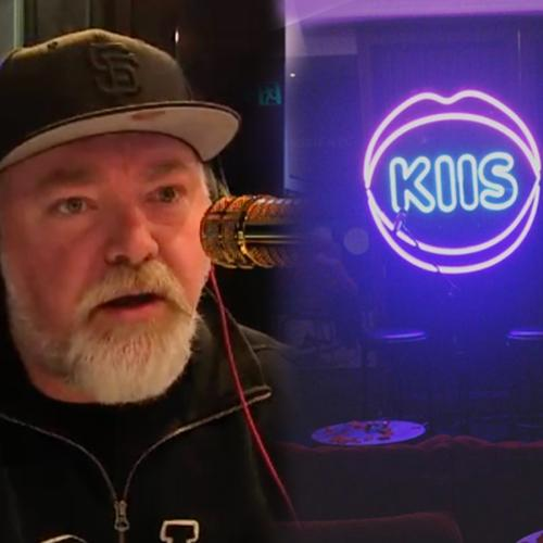 Someone Stole Our KIIS Neon Sign And Kyle's Fuming!