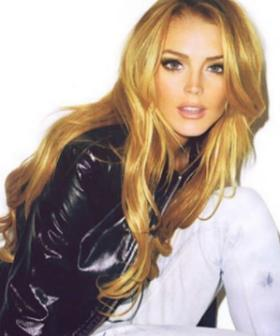 Lindsay Lohan Teases New Song About Anxiety Called 'Xanax'