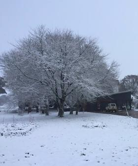 Snow Predicted For Parts Of NSW This Weekend