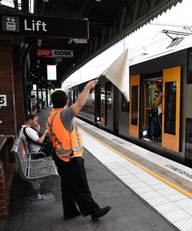 Expect Delays On Sydney Trains After Breakdown At Town Hall Station