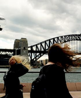 Severe Weather Warning Issued For Parts Of NSW