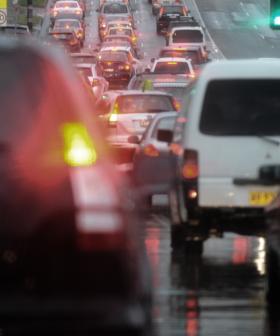 Truck Crash And Fuel Spill Shuts Down Sydney's M5 Motorway