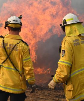NSW Firefighters Battle 'Nightmare' Blazes