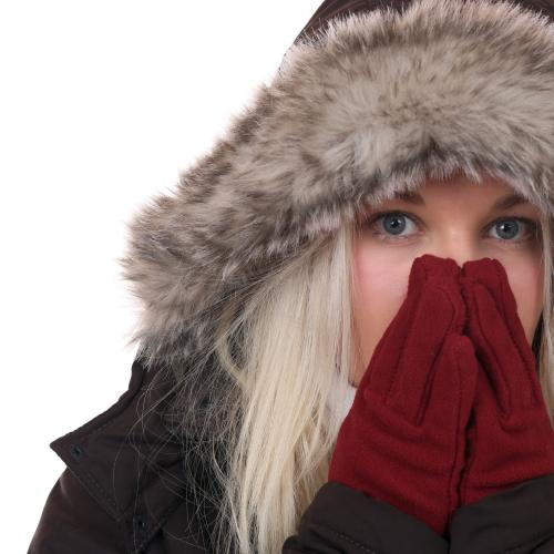 Why Women Are Freezing At Work