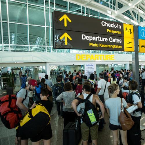 Bali Airport Closures Cause Chaos Again