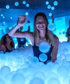 Unleash Your Inner Child At This Adults-Only Ball Pit Party