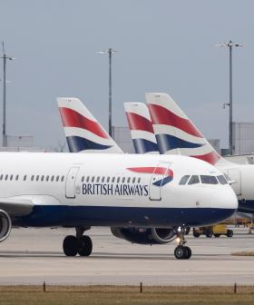 British Airways Pilot Strike Results In Flight Cancellations