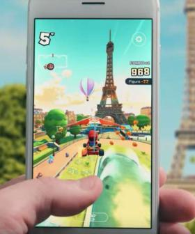 FINALLY! Mario Kart is Making its Way to Your Phone!