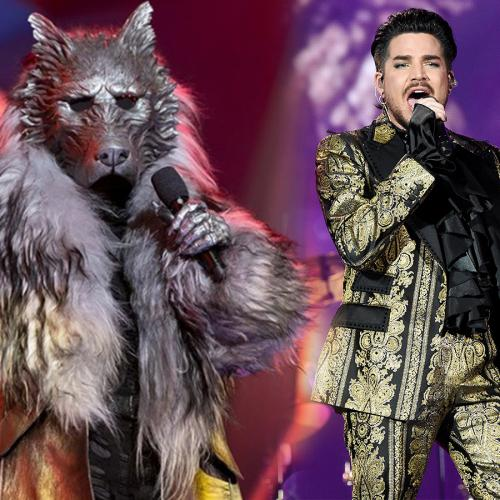 Adam Lambert Addresses Rumours He's On The Masked Singer Australia