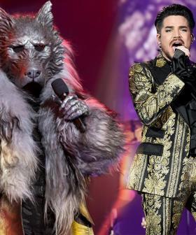 Adam Lambert Addresses Rumours He's On The Masked Singer Australia