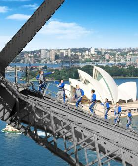 Climb Sydney's Harbour Bridge For $98 But For One Day Only