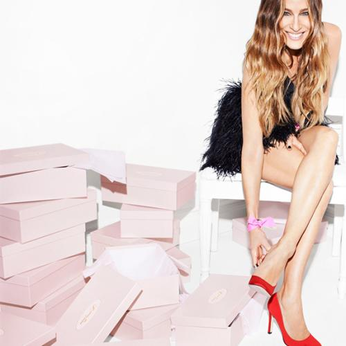 Sarah Jessica Parker Has Released A Range Of Shoes