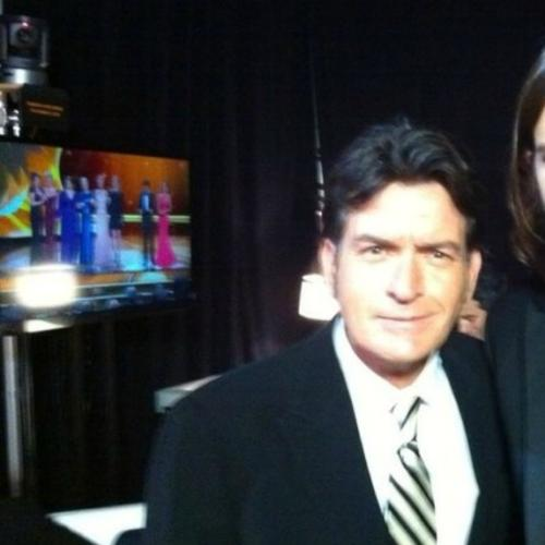 Charlie Sheen Shares First Encounter With Ashton Kutcher