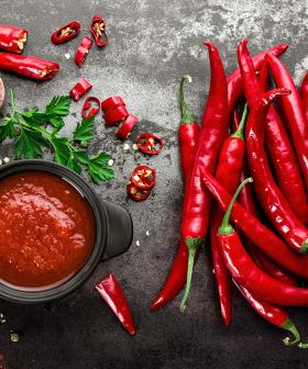 The Annual Chilli Festival Is On It's Way Back To Sydney