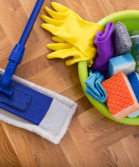 We Were 100% Unprepared For This X-rated Cleaning Tip