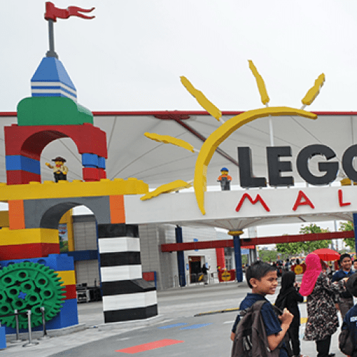 Dubai Lays Out Plans For Legoland