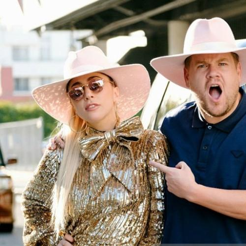 Lady Gaga's Carpool Karaoke Will Blow Your Socks Off!