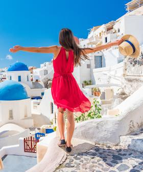 You Could Get Paid To Travel The Greek Islands