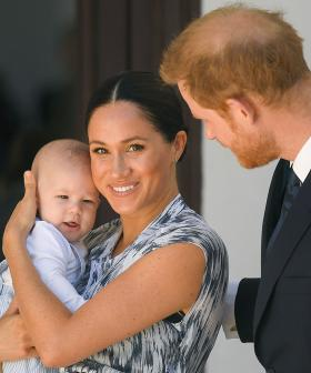 Baby Archie Makes Appearance In South Africa With Meghan Markle And Prince Harry