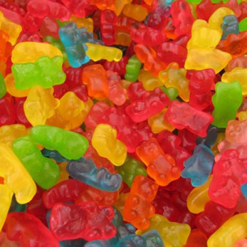 You'll Never Want To Eat Gummy Bears Again After Seeing This