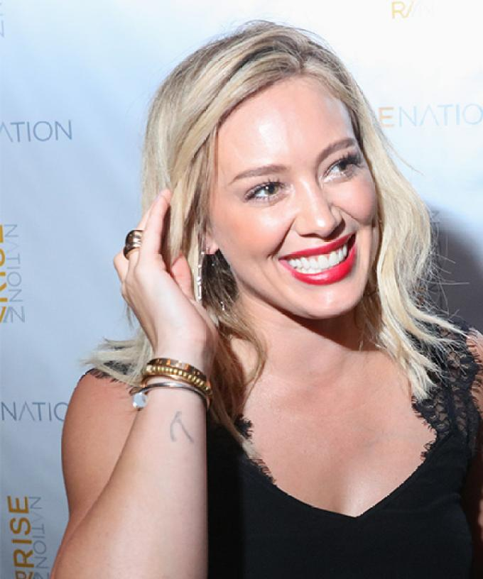 Heartbreaking News For Hilary Duff This Morning