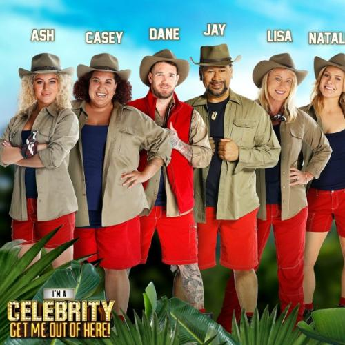 The Final Two Celebrities To Enter The Jungle Revealed